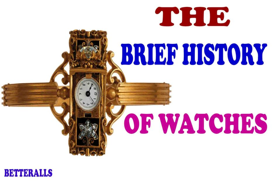 When Were Watches Invented